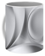 Ball And Curves 04 Coffee Mug by Nailia Schwarz