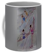 Ballerina Studio Coffee Mug