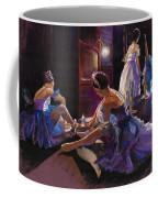 Ballet Behind The Scenes Coffee Mug