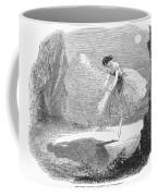 Ballet: Ondine, 1843 Coffee Mug
