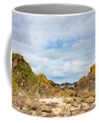 Ballintoy Bay Basalt Rock Coffee Mug