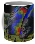 Balloon Dreamscape  4 Coffee Mug