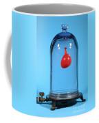 Balloon In A Vacuum, 1 Of 6 Coffee Mug