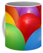 Balloons Background Coffee Mug by Carlos Caetano