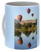 Balloons Over Horse Heaven Coffee Mug