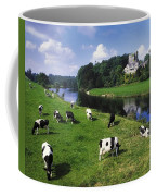 Ballyhooley, Co Cork, Ireland Friesian Coffee Mug