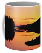 Ballynahinch Lake, Connemara, Co Coffee Mug