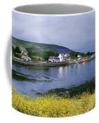 Ballyvaughan, Co Clare, Ireland Small Coffee Mug
