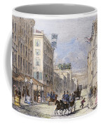 Baltimore, 1856 Coffee Mug