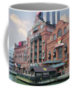 Baltimore Power Plant Coffee Mug by Brian Wallace