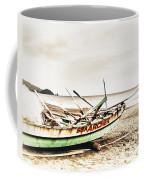 Banca Boat Coffee Mug