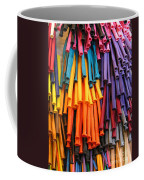 Bands Of Color Coffee Mug