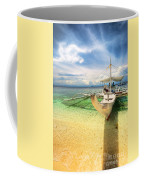 Bangka Sa Dagat Coffee Mug