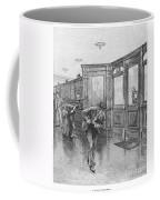 Bank Snatcher, 1890 Coffee Mug