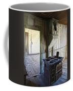 Bannack Ghost Town Kitchen Stove 2 Coffee Mug