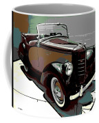 Bantam Speedster Coffee Mug