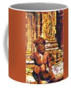 Banteay Srei Statue Coffee Mug