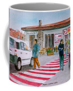 Bar Ristorante Mt. Etna Sicily Coffee Mug