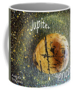 Barack Obama Jupiter Coffee Mug by Augusta Stylianou