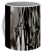 Barbbed Wire 2 Coffee Mug