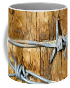 Barbed Coffee Mug