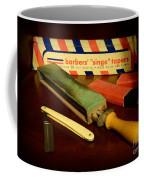 Barber - Keep The Razor Sharp Coffee Mug