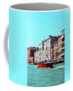 Barca Di Venezia Coffee Mug