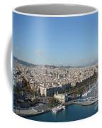 Barcelona View 2 Coffee Mug