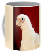 Bare Eyed Cockatoo Coffee Mug