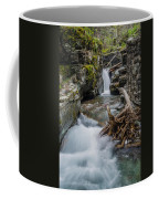 Baring Creek Waterfall And Rapids Coffee Mug