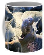 Barking Bull Coffee Mug