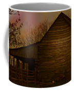 Barn After Lightroom Coffee Mug