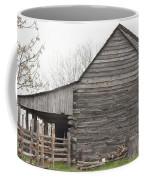Barn Before Lightroom Coffee Mug