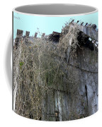 Barn From Below Coffee Mug
