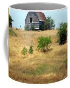 Barn On A Hill Coffee Mug