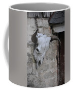 Barn Skull Coffee Mug