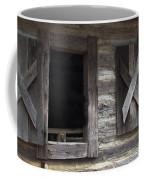 Barn Windows Coffee Mug