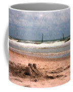 Barnacle Bill's And The Sandcastle Coffee Mug