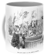 Barnums Museum, 1853 Coffee Mug