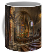 Baroque Church In Savoire France 2 Coffee Mug