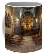 Baroque Church In Savoire France 4 Coffee Mug