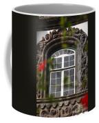 Baroque Style Window Coffee Mug