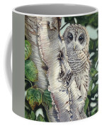 Barred Owl II Coffee Mug