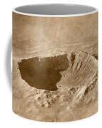 Barringer Crater Coffee Mug