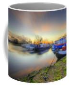 Barrow Sunrise In Motion 2.0 Coffee Mug