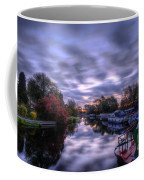Barrow Sunrise In Motion Coffee Mug