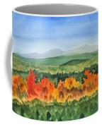 Barton Vermont Autumn Coffee Mug