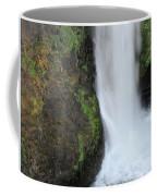 Base Of The Falls Coffee Mug
