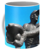 Baseball - Americas Pastime Coffee Mug by Bill Cannon