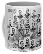 Baseball, 1894 Coffee Mug